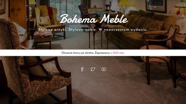 Bohema Meble - stylowe meble w nowym blasku