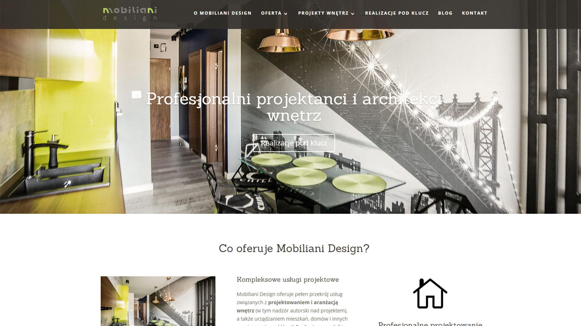 Mobiliani Design Bydgoszcz