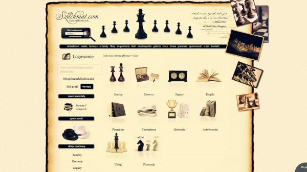 Szachmat - wszystko dla szachisty