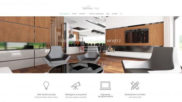 Bohema Design - projektowanie ia aranżacja ekskluzywnych wnętrz